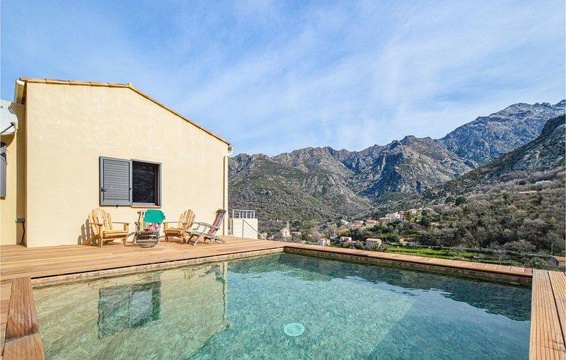 4 Zimmer Unterkunft in Feliceto, location de vacances à Zilia