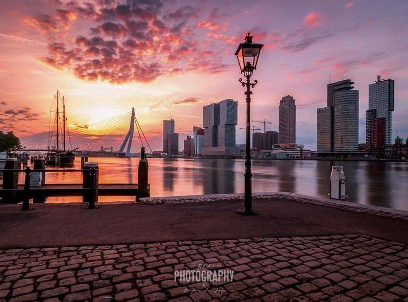 Traditionssegler für Gruppen, casa vacanza a Rotterdam