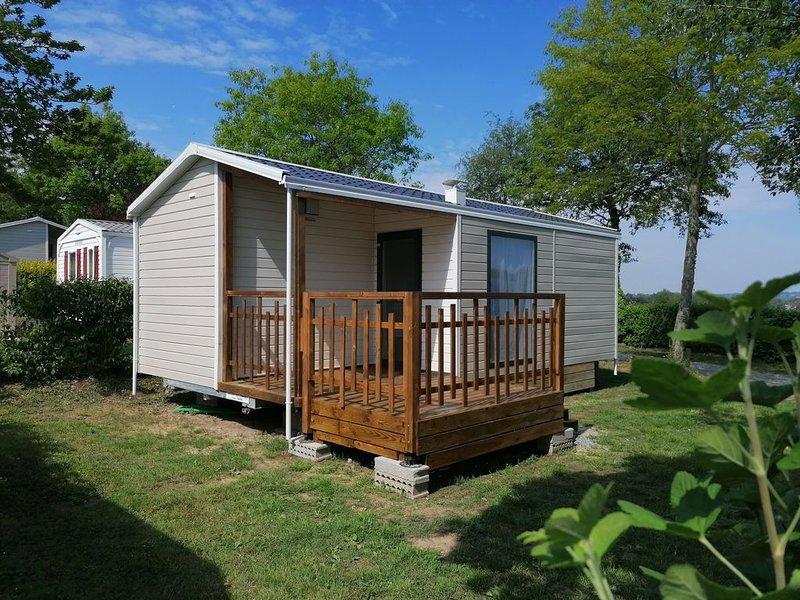 New Mobil home Malaga DUO, casa vacanza a Nivillac