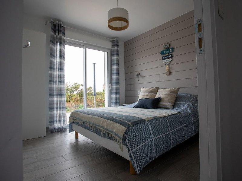 Gîte Dunes d Hattainville - Cotentin, vacation rental in Surtainville