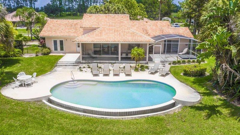 SWISS 66 - Lake Denise, holiday rental in Groveland
