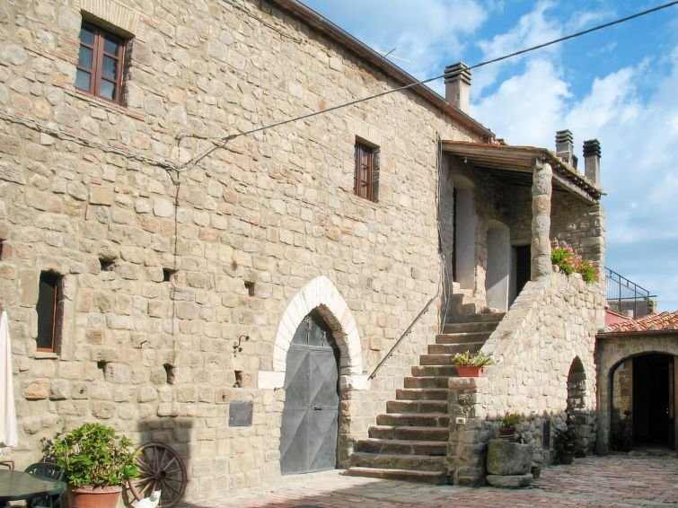 Apartment Castello di Civitella  in Roccastrada (GR), Maremma - 4 persons, 2 be, holiday rental in Roccastrada