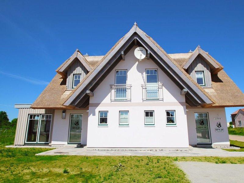 Ferienhaus Glowe für 1 - 6 Personen mit 2 Schlafzimmern - Ferienhaus, vacation rental in Lohme