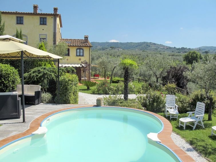 Vacation home Casa Desideri  in Lamporecchio (PT), Florence and surroundings -, holiday rental in Vinci