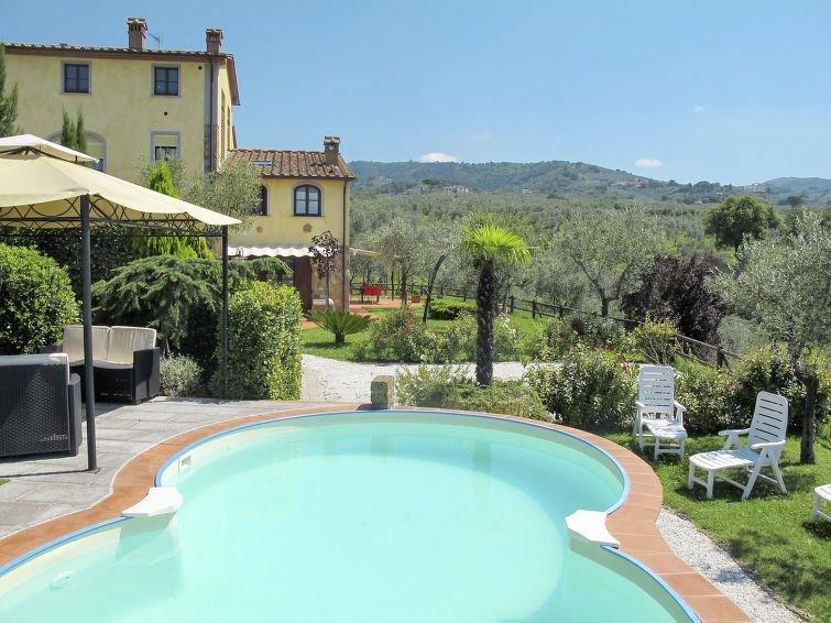 Vacation home Casa Desideri  in Lamporecchio (PT), Florence and surroundings -, location de vacances à Vinci