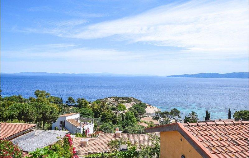 2 Zimmer Unterkunft in Giglio Campese, casa vacanza a Isola Del Giglio