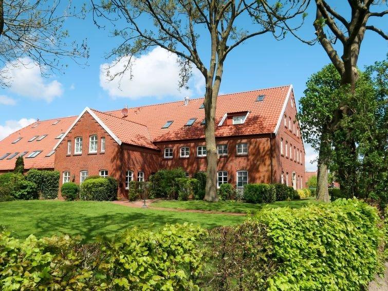 Ferienwohnung Dirks in Ditzum - 4 Personen, 2 Schlafzimmer, location de vacances à Emden