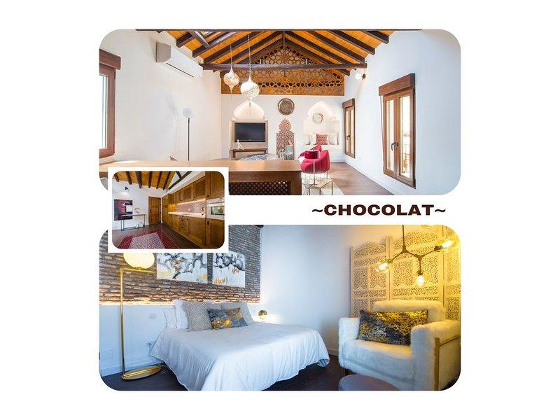 ~CHOCOLAT~ Casa individual en pleno centro, vacation rental in Sonseca