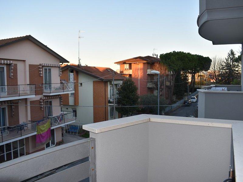 Trilocale Rimini Fiera a pochi passi dal mare, vacation rental in Rimini