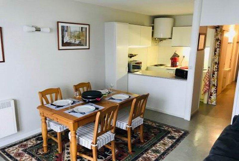 APT 2 à 4 personnes - PLA d'ADET - Pied des pistes, casa vacanza a Tramezaigues