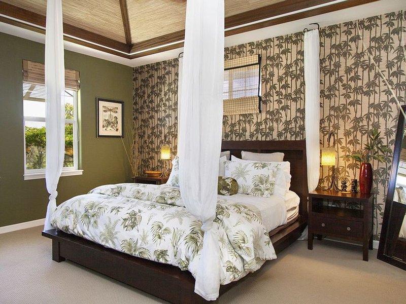 Luxury Zen Polynesian Penthouse!, holiday rental in Puako