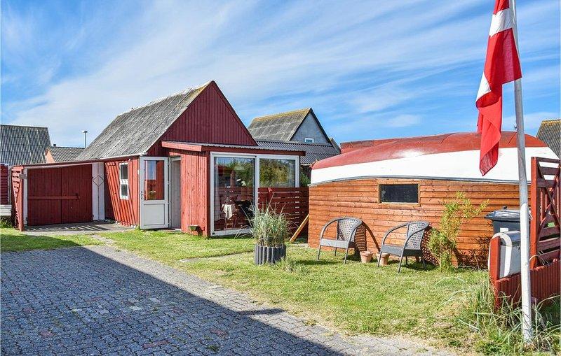 1 Zimmer Unterkunft in Ulfborg, holiday rental in Thorsminde