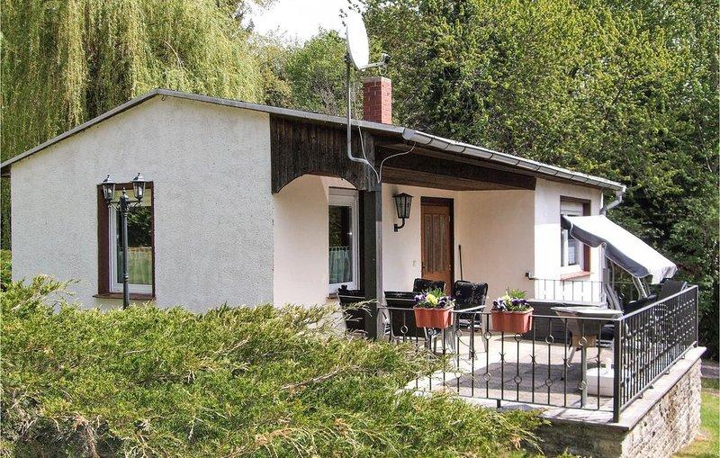 1 Zimmer Unterkunft in Harzgerode OT Dankerod, aluguéis de temporada em Lutherstadt Eisleben