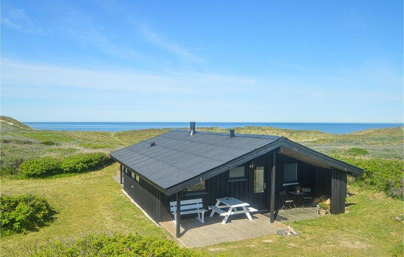 3 Zimmer Unterkunft in Løkken, holiday rental in Rubjerg