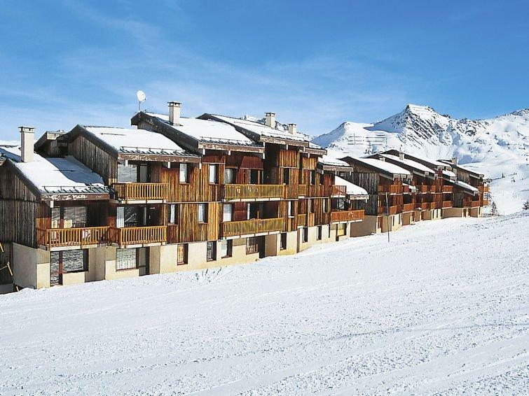 Ferienwohnung Plagne Villages 2 (LAP416) in La Plagne - 5 Personen, 1 Schlafzimm, holiday rental in Plagne Bellecote
