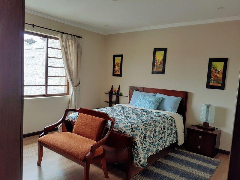 Brand New Apartment, Fully Equiped in City Center, alquiler de vacaciones en Cuenca