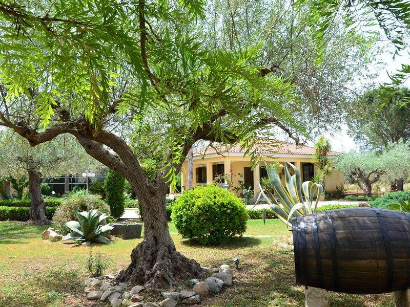 Exclusive Pool Villa - Cascina Relais, holiday rental in Pedalino