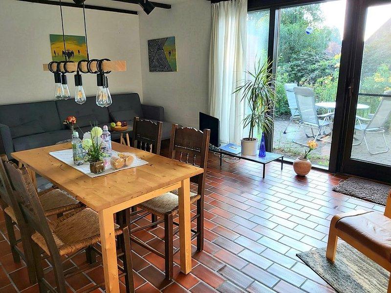 Ferienwohnung Berg & Barkenhoff vis-à-vis des Barkenhoffs für 1-4 Personen, holiday rental in Worpswede