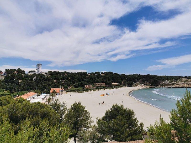 Carro, avec ses superbes calanques,plages,pinèdes, et promenades au bord de mer, location de vacances à Martigues