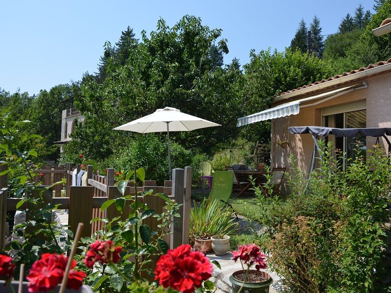 Aulas, au cœur des Cévènes, holiday rental in Camprieu