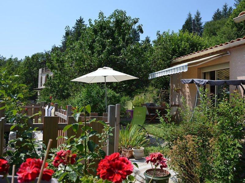 Aulas, au cœur des Cévènes, holiday rental in Valleraugue