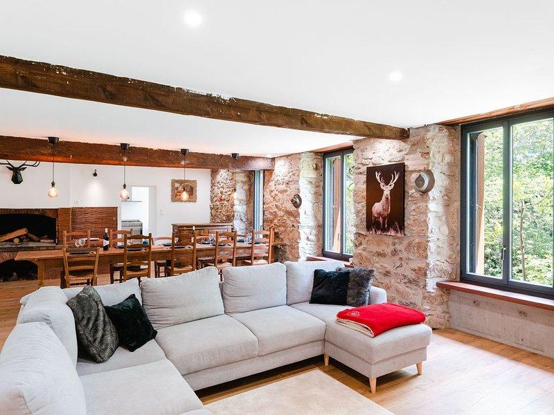 Grand Appartement avec beaucoup de cachet au coeur de Formiguères, location de vacances à Matemale
