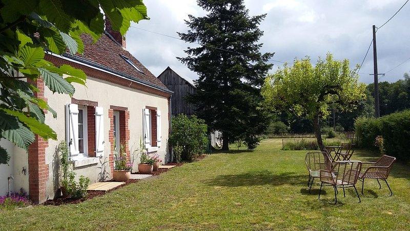 Charme de la Sologne, du Val de Loire et de ses châteaux, location de vacances à Mont-pres-Chambord