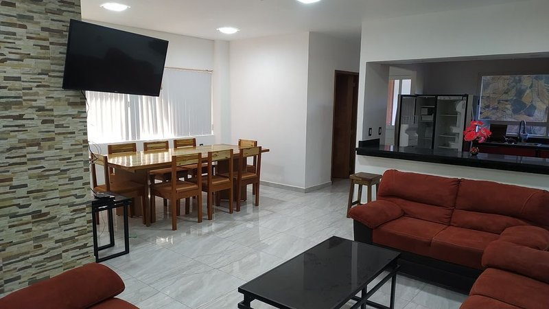 PALMAS DE CHAHUE 6 (1550 SF), holiday rental in Santa Maria Huatulco