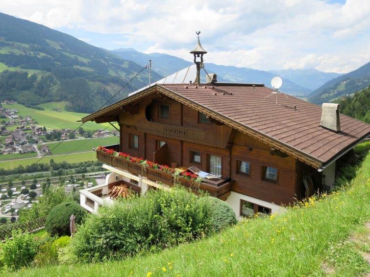 Ferienhaus Egger (ZAZ379) in Zell am Ziller - 8 Personen, 3 Schlafzimmer, location de vacances à Thurnbach