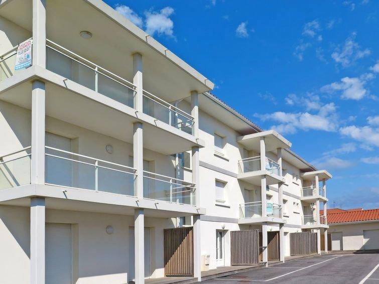 Apartment Résidence Lagocéan  in Vieux - Boucau, Aquitaine - 4 persons, 1 bedro, location de vacances à Vieux-Boucau-les-Bains