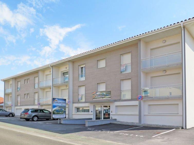 Apartment Résidence Lagocéan  in Vieux - Boucau, Aquitaine - 6 persons, 2 bedro, location de vacances à Vieux-Boucau-les-Bains