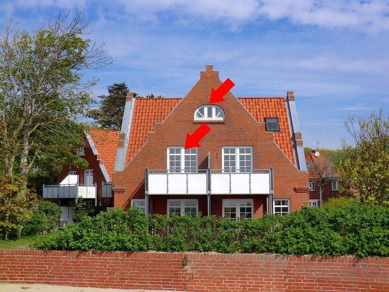 Ferienwohnung/App. für 6 Gäste mit 75m² in Wyk auf Föhr (105489), casa vacanza a Foehr
