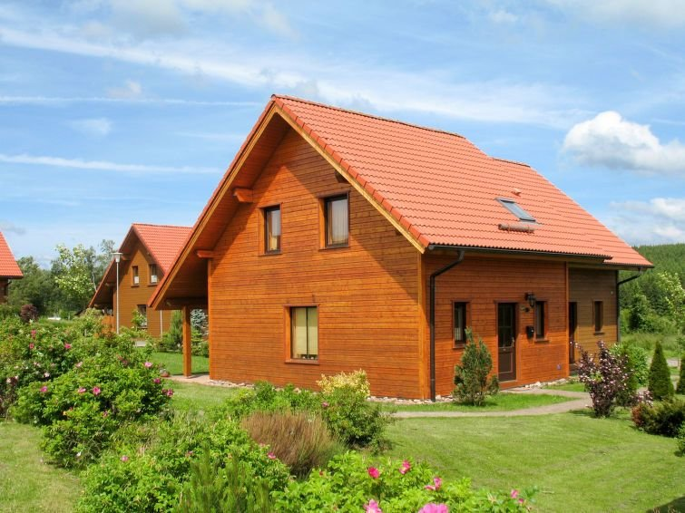 Vacation home Auerhahn Ferienhäuser  in Hasselfelde, Harz / Thuringia - 4 perso, holiday rental in Rubeland