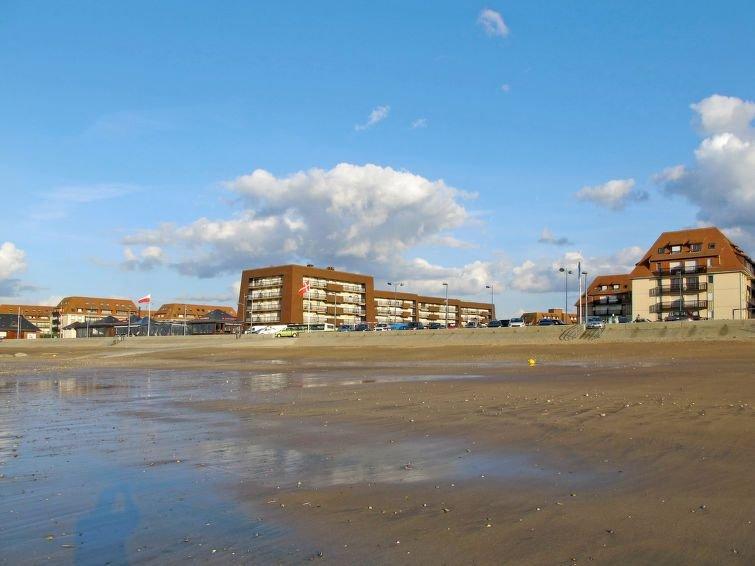 Ferienwohnung Le Beau Rivage (VLS400) in Villers sur mer - 2 Personen, 1 Schlafz, holiday rental in Villers-sur-Mer