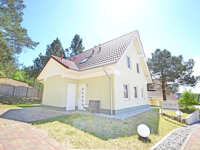 Waldsiedlung - Waldhaus 6, holiday rental in Katschow