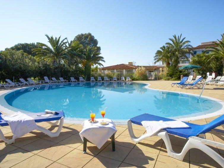 Apartment Les Perles de St. Tropez  in Grimaud, Côte d'Azur - 2 persons, vacation rental in Grimaud