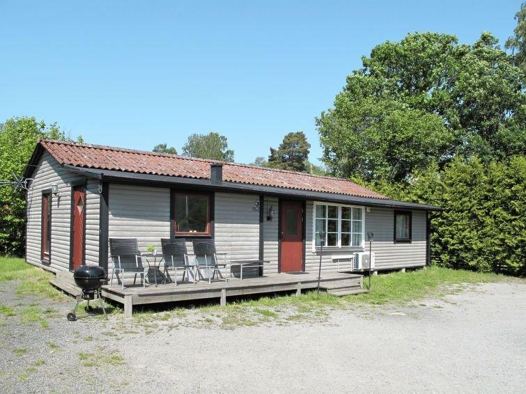 Ferienhaus Hoka Stugan (BLE106) in Asarum - 4 Personen, 2 Schlafzimmer, location de vacances à Sölvesborg