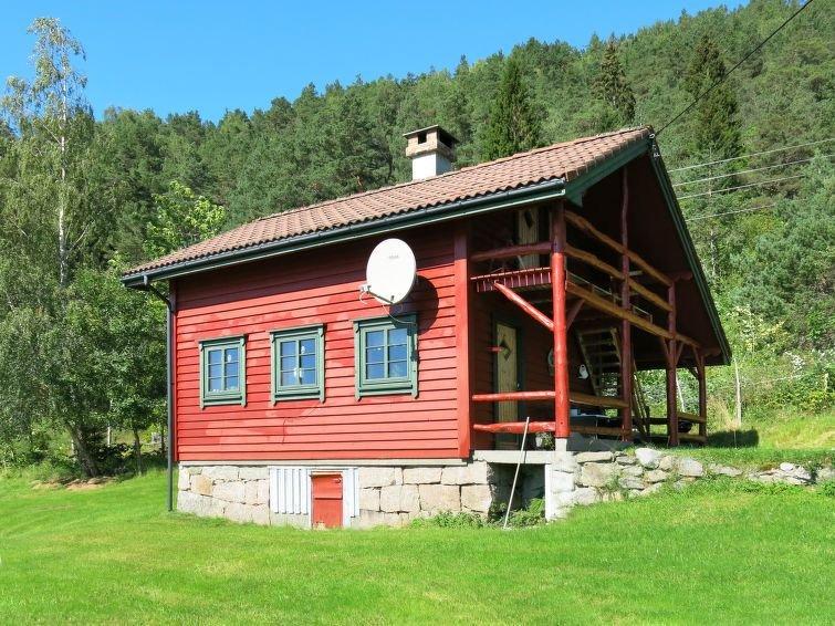 Ferienhaus Målsnes (FJS015) in Balestrand - 5 Personen, 3 Schlafzimmer, location de vacances à Sogn og Fjordane