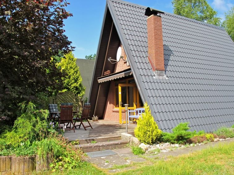 Ferienhaus Rave (WGT128) in Wingst - 5 Personen, 3 Schlafzimmer, vacation rental in Lamstedt