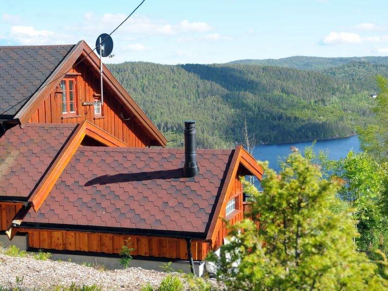 Ferienhaus Trondbu (SOW106) in Eikerapen - 7 Personen, 4 Schlafzimmer, holiday rental in Haegebostad Municipality