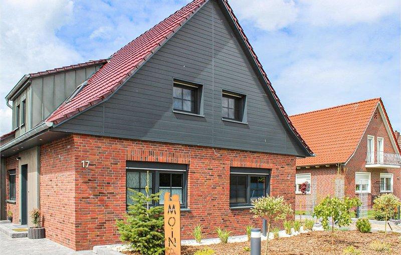 1 Zimmer Unterkunft in Wiesmoor, holiday rental in Detern