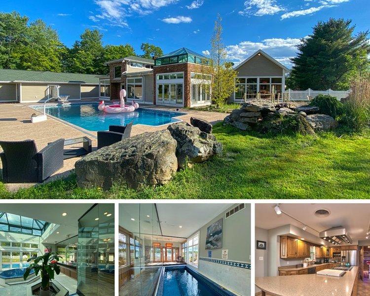 Poconos Luxury Mansion in the Greens, holiday rental in Blakeslee