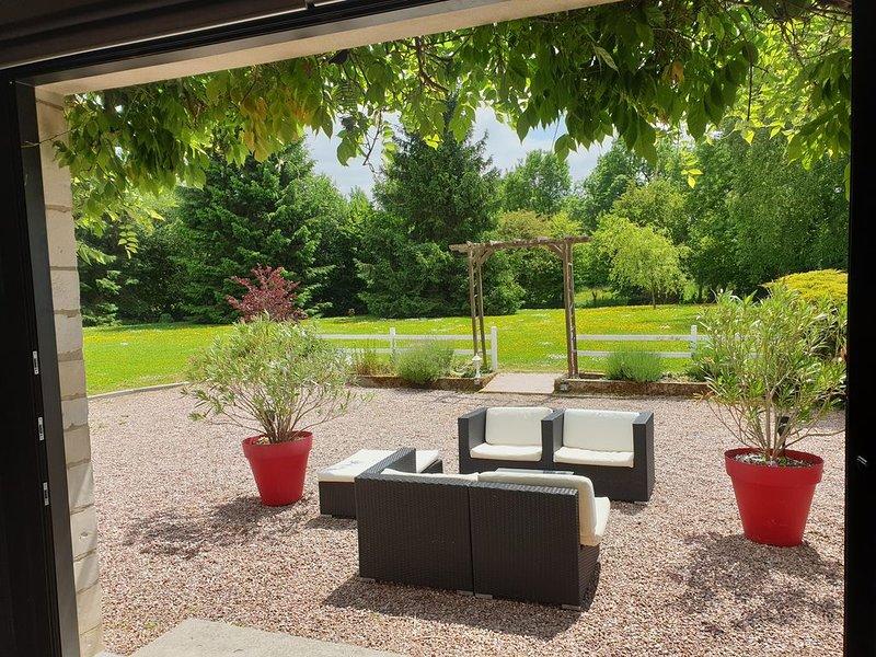 Magnifique maison aux pieds de la Suisse Normande, location de vacances à Putanges-Pont-Ecrepin