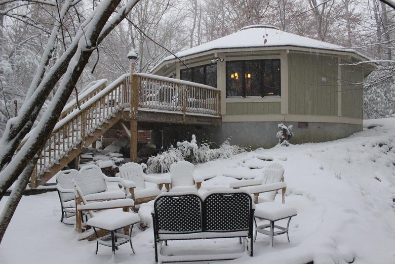 Creekside Beech House, holiday rental in Beech Mountain