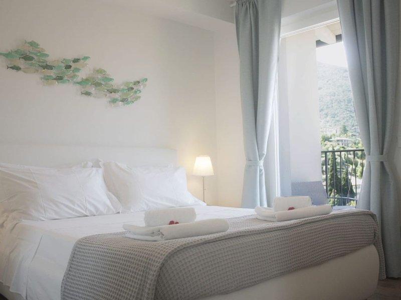 La casa dei Venti nel centro di Torbole, vakantiewoning in Nago-Torbole