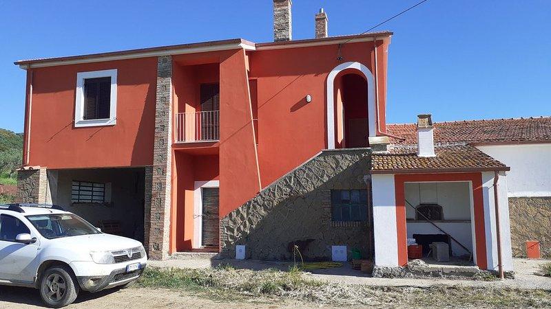 Casale colli etruschi della città di Vulci., vacation rental in Montalto di Castro