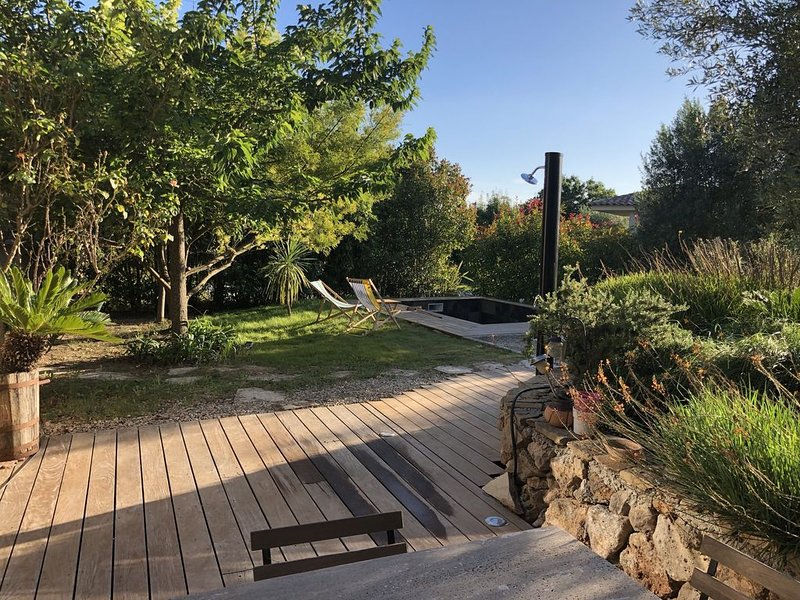 Jolie villa en campagne en promo, location de vacances à Sanary-sur-Mer