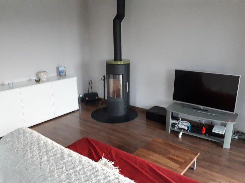 Entre Ocean et pays basque intérieur, holiday rental in Villefranque