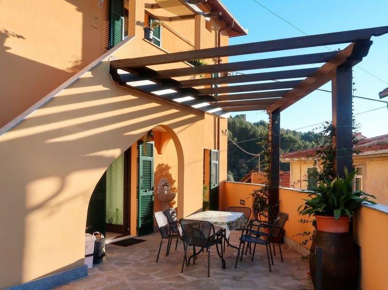Apartment Agriturismo A' CA' DE ALIDA  in Vendone SV, Liguria: Riviera Ponente, holiday rental in Erli