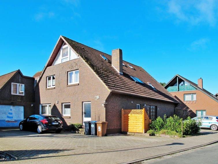 Apartment Ferienwohnung Hannemann  in Wangerland / Horumersiel, North Sea: Lowe, vacation rental in Minsen